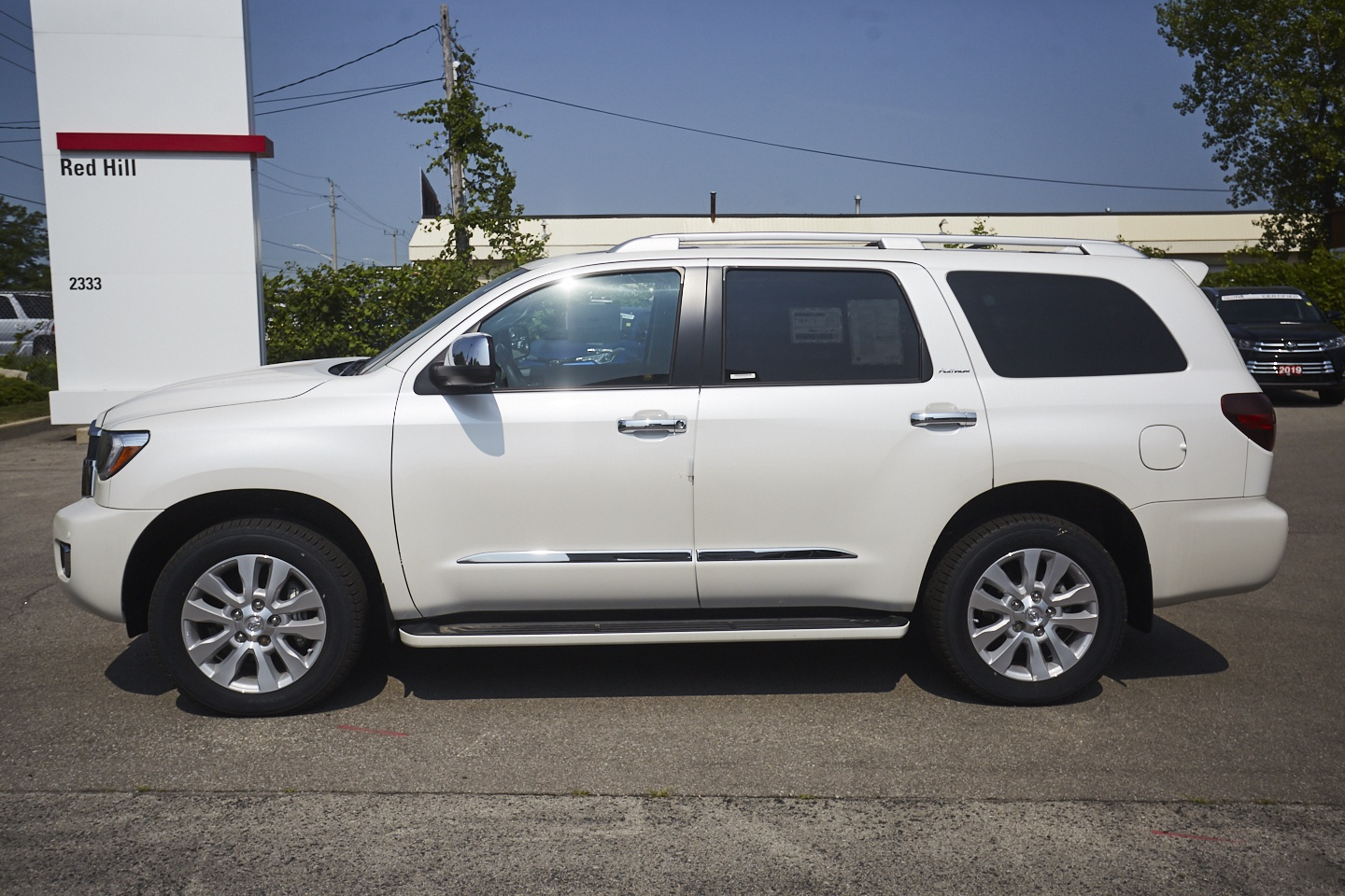 2018 Toyota Sequoia, Red Hill Toyota